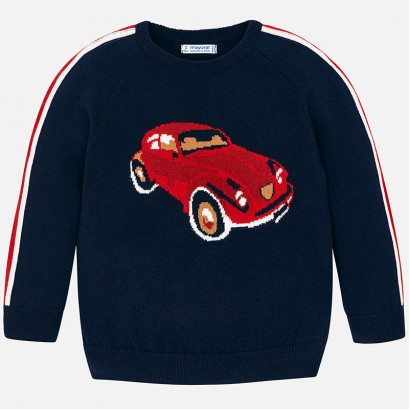 Boy's knitted blouse Mayoral