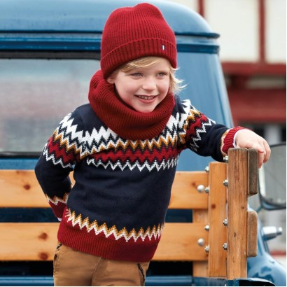 Boy's pullover with graphic elements Mayoral.