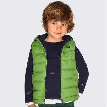 Embroidered boy's pullover Mayoral
