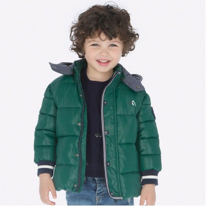 Boy's jacket with details Mayoral.