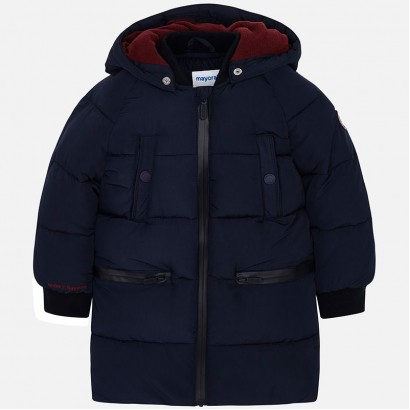 Boys' furcoat Mayoral