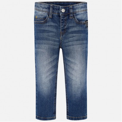 Kid's jeans Mayoral slim fit.