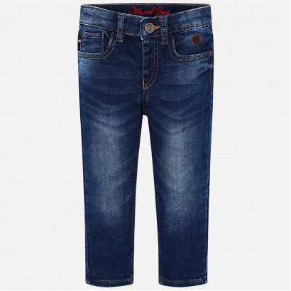 Boys soft denim pants Mayoral