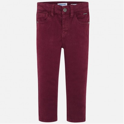 Boy's pants with five pockets Mayoral.