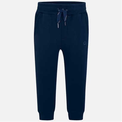 Boy sport pants Mayoral with cuffs.