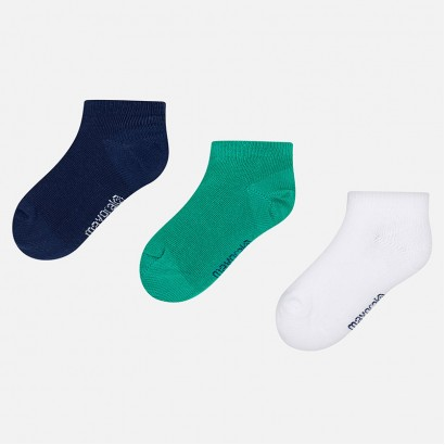 Boys Set of 3 pairs of Socks Mayoral