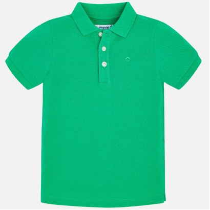 Kids Short Sleeved Polo Mayoral