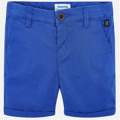 Boys Basic Twill Chino Shorts Mayoral