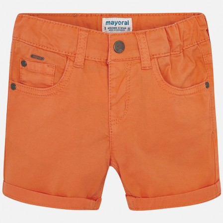 Kids Twill Shorts Mayoral