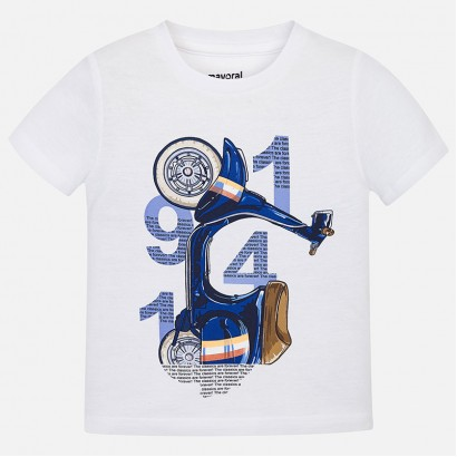 Boys '1914' T-shirt Mayoral