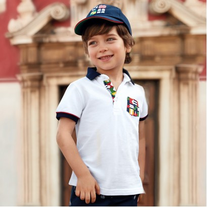 Kids Polo 1941 Mayoral