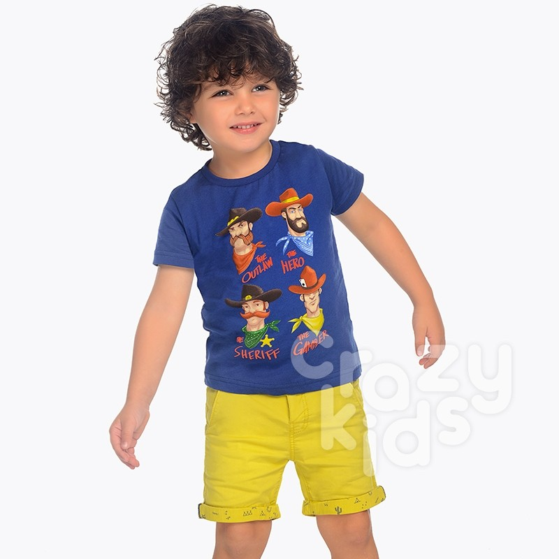 Kids Bermuda Shorts Mayoral