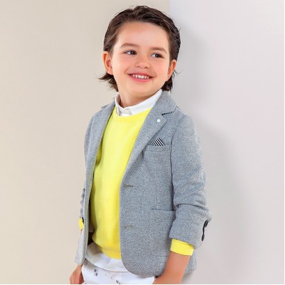 Kids Blazers for Boys Mayoral