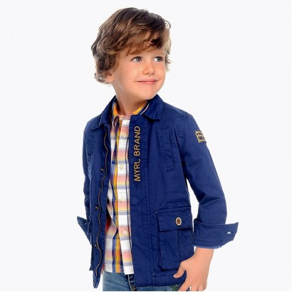 Boys Safari Jacket Mayoral