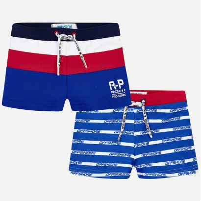 Kids Set of two Swim Boxers Mayoral