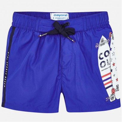 Boys Cool Swim Boxers Mayoral