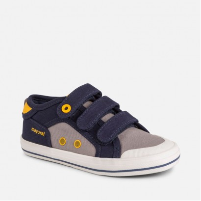 Boys Canvas Trainers Mayoral