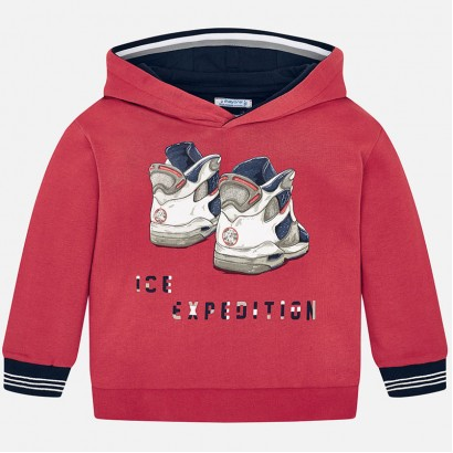 Boy' sport sweatshirt Mayoral