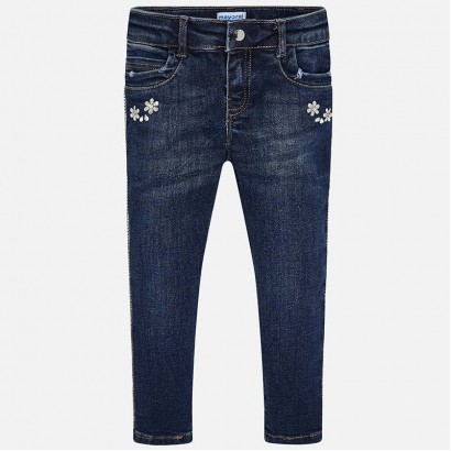 Girl's long jeans Mayoral