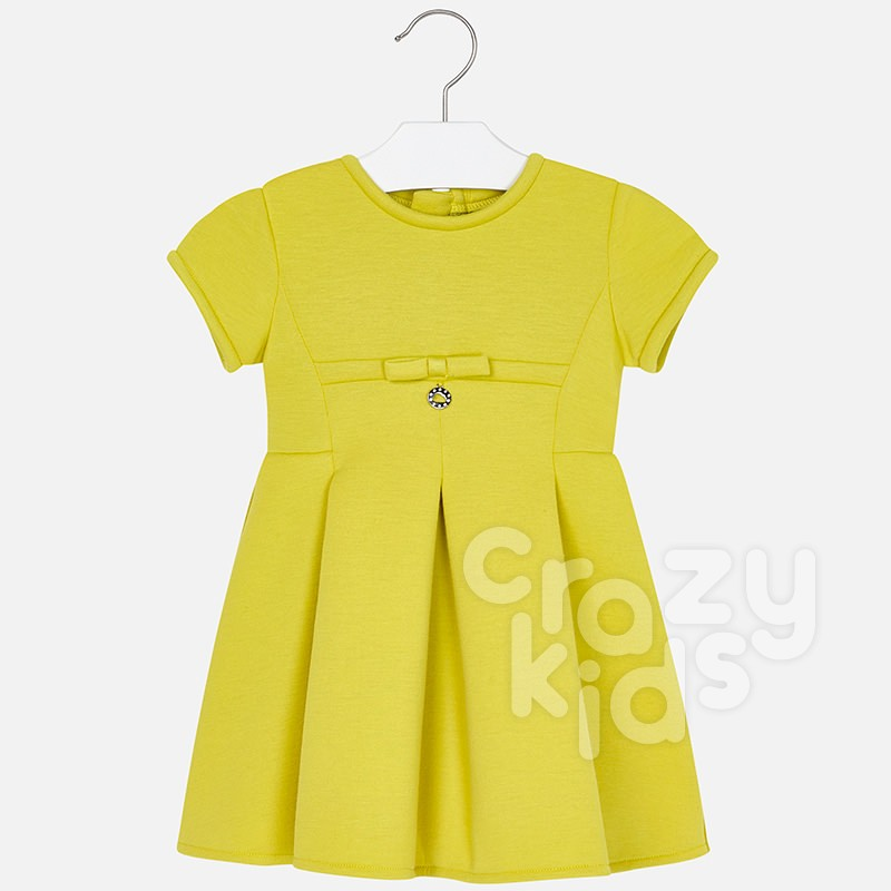 One-colour kid's dress Mayoral.