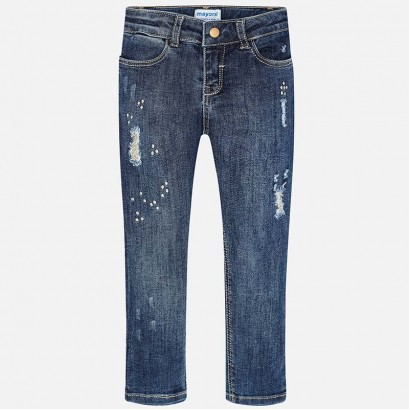 Girls Fantasy Jeans Mayoral