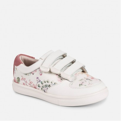 Girls Patterned Trainers Mayoral