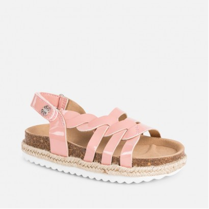 6e1e364b72f5 Girls Platform Sandals Mayoral