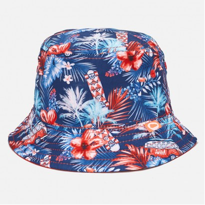 Baby Boy Reversible Bucket hat Mayoral