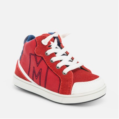 Children's sport sneakers with logo Mayoral