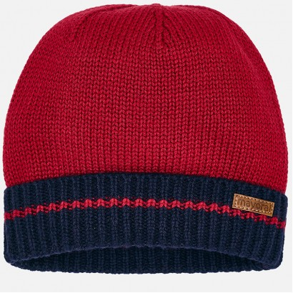 Baby Boys Knitted Beanie Hat Mayoral