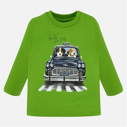 Baby blouse Mayoral Taxi