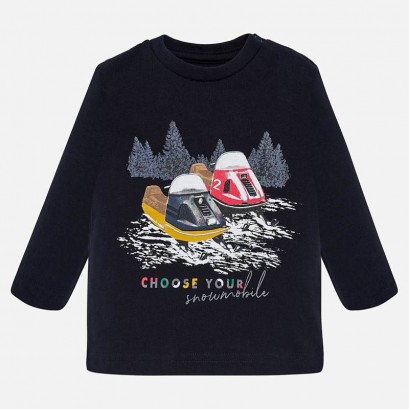 Baby blouse Mayoral Snowmobile