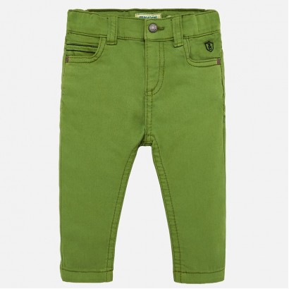 Baby colour denim pants Mayoral