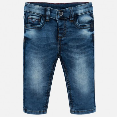 Baby soft denim pants Mayoral