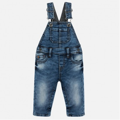 Baby denim overall Mayoral