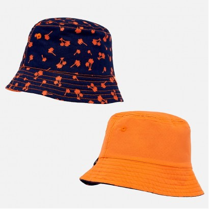 Boys Reversible Bucket hat Mayoral