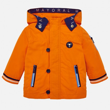 Baby Boys Nautical Windbreaker Jacket Mayoral