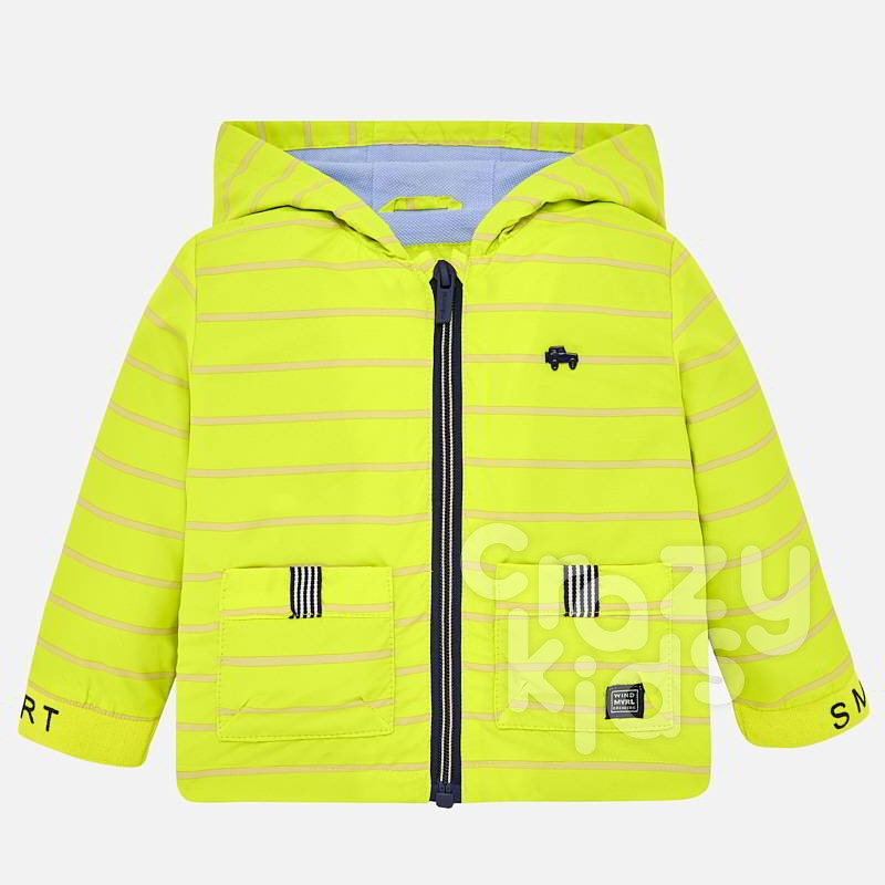 Baby Boy Windbreaker Jacket Mayoral