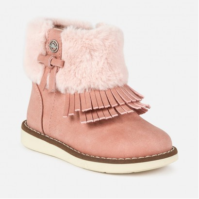 Baby Girl Boots Mayoral