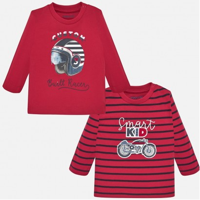 Set of baby blouses Mayoral Racer