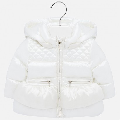 Baby hooded jacket Mayoral.