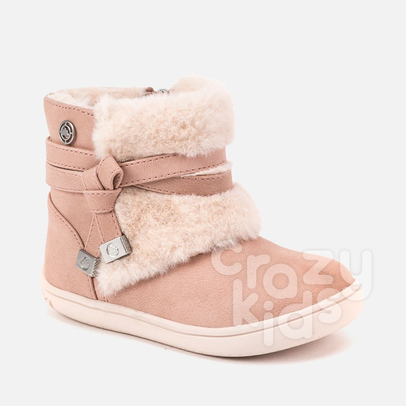 Baby leather boots Mayoral