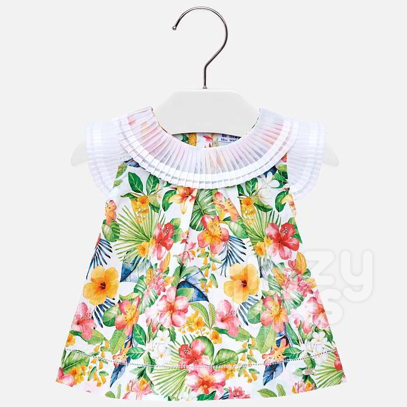 25e228ef2e614a Baby Pleated Blouse Mayoral