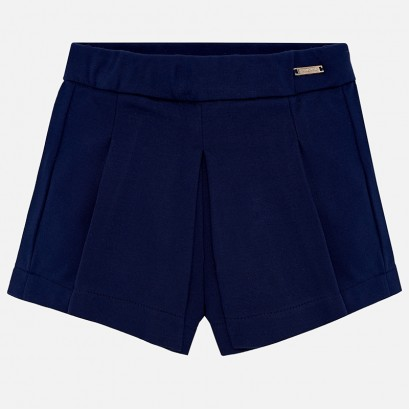 Baby Girls Pleated Shorts Mayoral