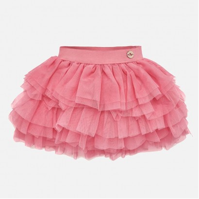 Baby Tulle Skirt Mayoral
