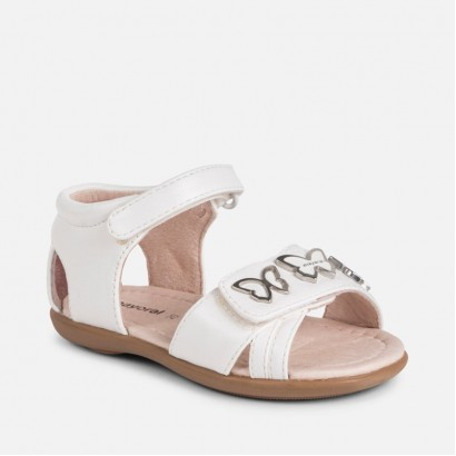 Baby Girls Butterfly Sandals Mayoral
