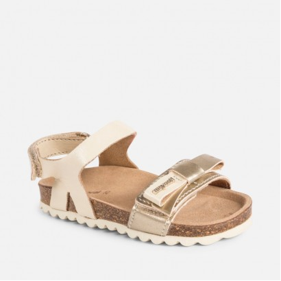 d6e2423fd079 Baby Girls Cork Sandals Mayoral