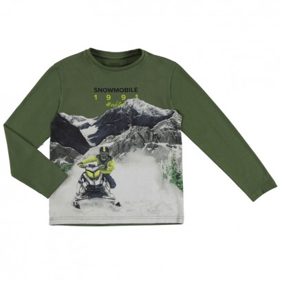Kid's blouse Mayoral Snowmobile