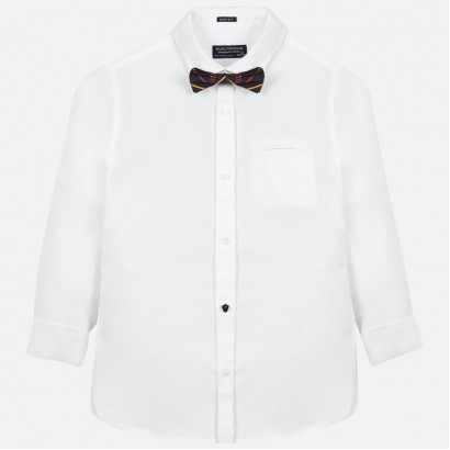 Kid's shirt with bow-tie Mayoral.