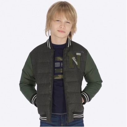 Boys' jacket with elastic band Mayoral.